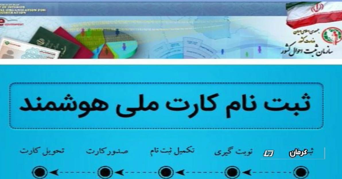 پایان اسفند؛ آخرین مهلت ثبت نام کارت ملی هوشمند