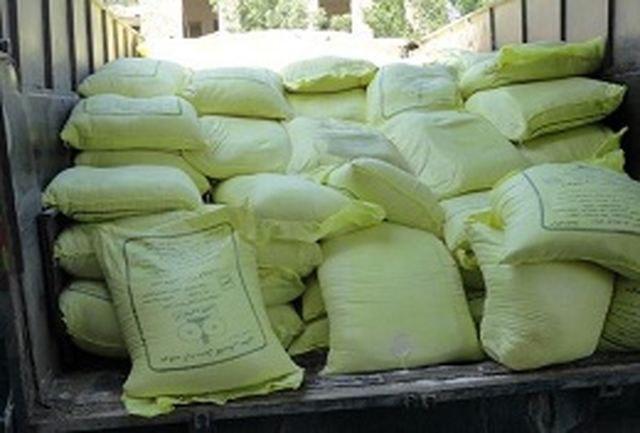 قاچاق آرد واحتکار روغن در بم